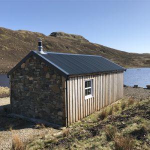 Ederline Estate Boat House, Argyll, Scotland